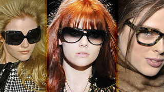 Геометрични форми и ярки цветове са на мода в очилата (видео)