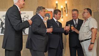 Ексшефът на Генщаба пое щаба на Първанов