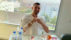 Желан от Левски защитник на Берое претърпя операция