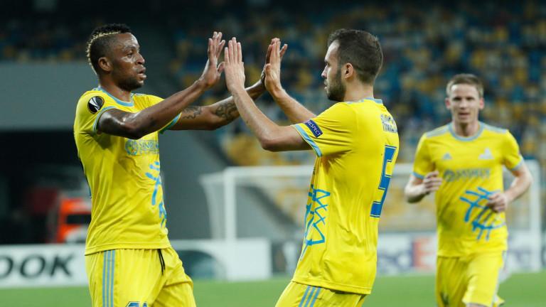 Футболното първенство на Казахстан беше прекратено за втори път в