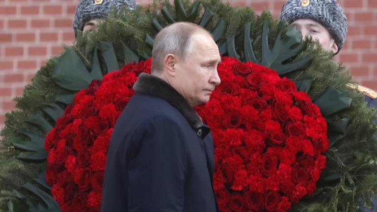 Путин: Оръжията ни са без аналог в света, няма да ни настигнат скоро