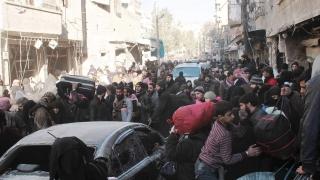 Вчера Алепо беше освободен - днес се оказа, че не е