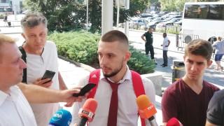 Контузеният Турицов остана без картотека за мачовете срещу Б36 (Торсхавн)