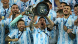 Аржентина успя! Меси и компания триумфираха в Копа Америка