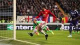 Жозе Моуриньо разкритикува играта на Юнайтед срещу Андерлехт