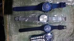 Митничарите конфискуваха фалшиви ръчни часовници и слънчеви очила