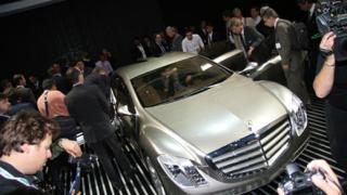 Новата S-класа ще ползва част от иновациите на концепта  F700