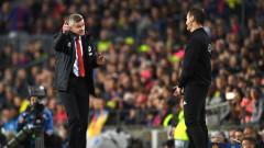 Солскяер: Трябва да се стремим към нивото на Барселона