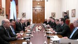 Радев и Анастасиадис обсъдиха енергийната диверсификация