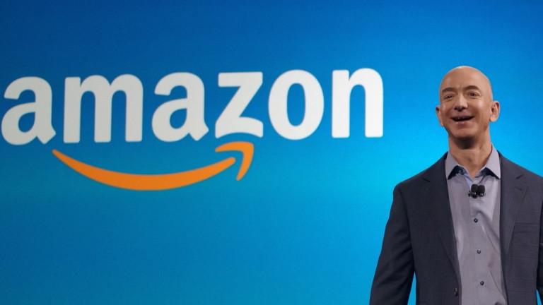 Тази седмица основателят на онлайн платформата Amazon Джеф Безос стана
