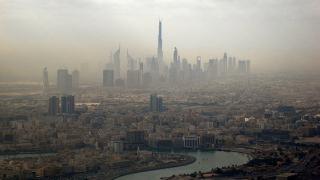 Построиха най-високия небостъргач в света - Бурж Дубай (галерия и видео)