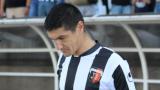 Страховит Балдовалиев препарира Оборище за купата