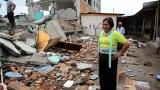 Повече от 650 са жертвите в Еквадор, 16 500 са ранени