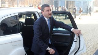 Горанов респектиран от политическия разум на патриотите