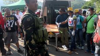 Автобусна катастрофа уби 29 души във Филипините