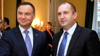 Кохезионната политика и енергийната диверсификация обединиха Радев и Дуда