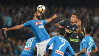 Наполи и Интер не можаха да си вкарат гол
