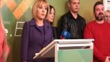 Манолова захапа Борисов за идеята за държавен монопол над водите