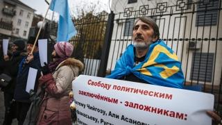 Меджлисът на кримските татари внесе в Страсбург жалба срещу Москва
