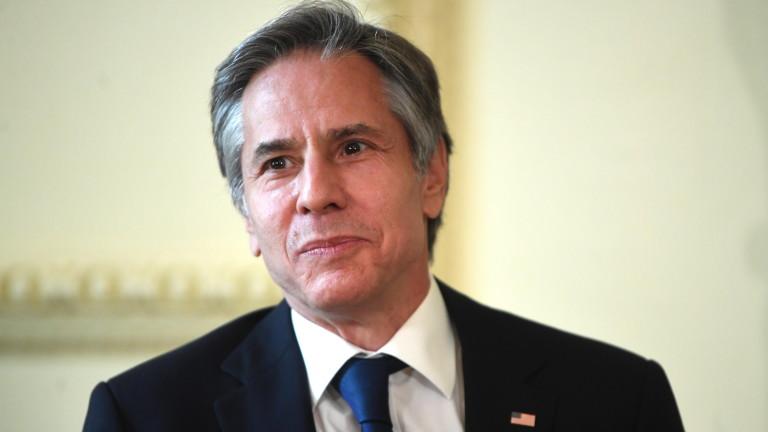 Блинкън и Лапид обсъдиха Иран и двустранните отношения