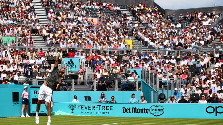 """Програма за четвъртия ден на ATP 500 в """"Куинс Клъб"""""""