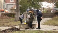 Нерегламентирано сметище до минералната чешма в Княжево
