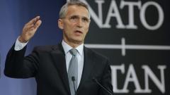 Столтенберг: Без НАТО в Сирия