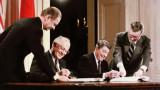 Русия и САЩ се обвиняват за нарушаване на ядрения договор между Рейгън и Горбачов