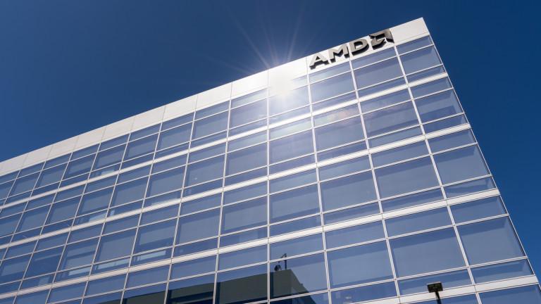 Advanced Micro Devices (AMD) води преговори за придобиване на конкурентния