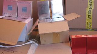 Цигари и парфюми задържаха русенските митничари