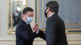 """Зеленски негодува срещу Байдън: Отмяната на санкциите за """"Северен поток 2"""" е победа за Русия"""
