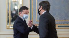 Зеленски благодари на САЩ срещу Русия и иска сигурност в Черно и Азовско море