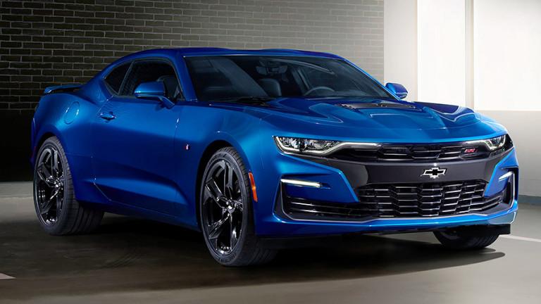 Американската марка Chevrolet представи обновения модел Camaro, койте ще се