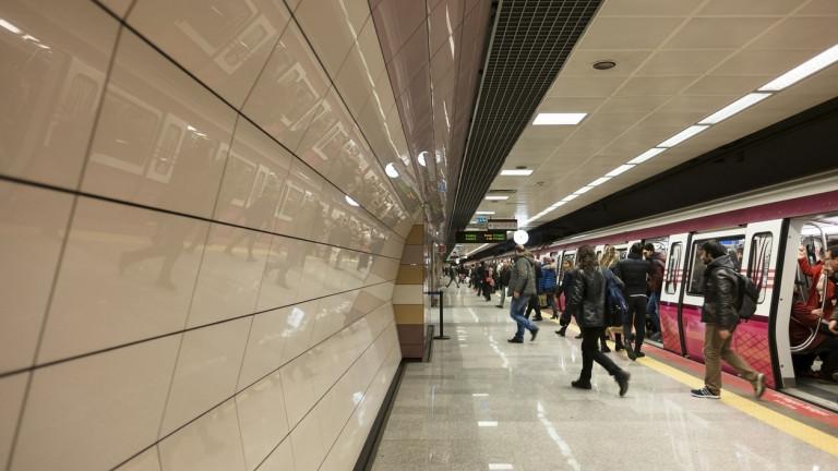 Общата дължина на линиите на метрото в Истанбул ще достигне