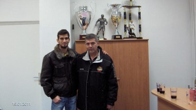 Оставката си в Ботев (Пд)е депозирал и изпълнителният директор Иван