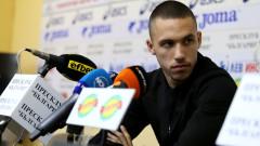 Левски никога не губи, когато Станислав Иванов бележи