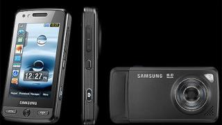 Официална премиера на Samsung M8800 Pixon (видео и галерия)