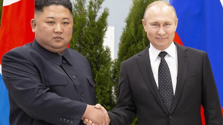 2 часа на 4 очи: За какво говориха Путин и Ким?