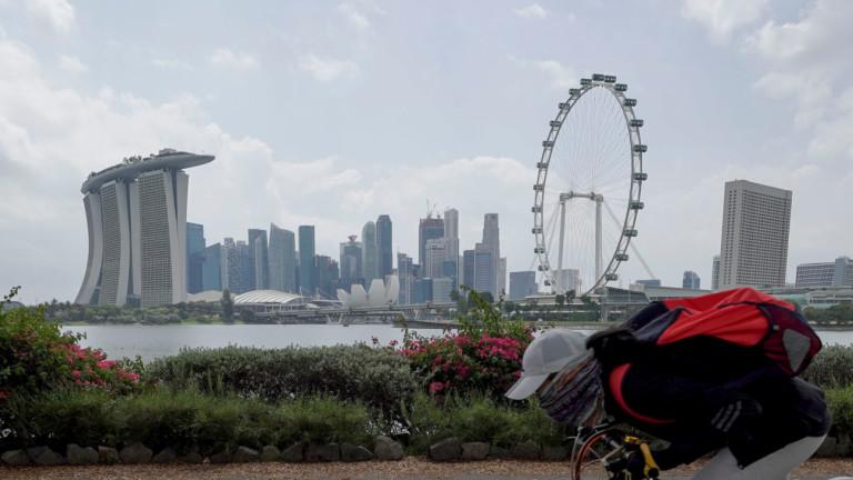 Сключените сделки с имоти в Сингапур  са на стойност от $24 милиарда от началото на 2021-а