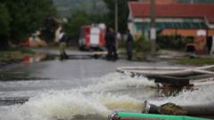 Обстановката в страната се нормализира след дъждовете