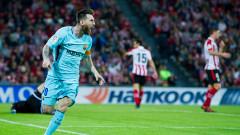 """Барселона удържа Атлетик (Билбао) и превзе """"Сан Мамес"""" (ВИДЕО)"""