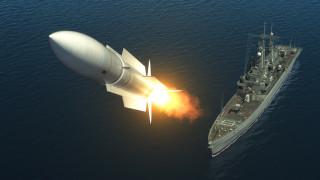 """Руски кораби удариха с крилати ракети """"Ислямска държава"""" в Сирия"""