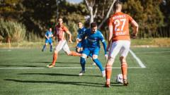 ЦСКА стигна до равенство с осмия във Втора Бундеслига