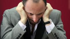 Топалов се предаде срещу Гири