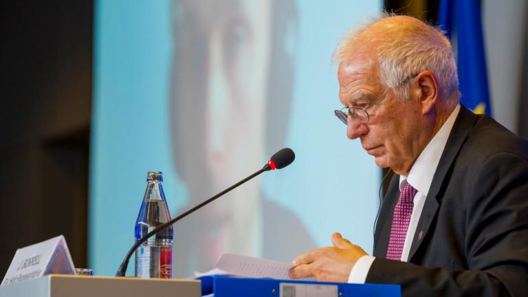 Борел: Трябва да изградим мощна Европа