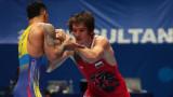 Още три бронзови медала за борците ни в Киев