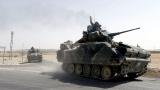 Подкрепяните от Турция сирийски бунтовници се устремиха към Манбидж, контролиран от кюрдите