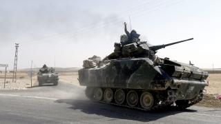 Дамаск обвини Турция в превземането на сирийски територии