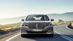 """Новото BMW Серия 7 разкри огромните си """"бъбреци"""""""