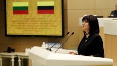 И пред Съвета на федерацията Караянчева говори за енергетика